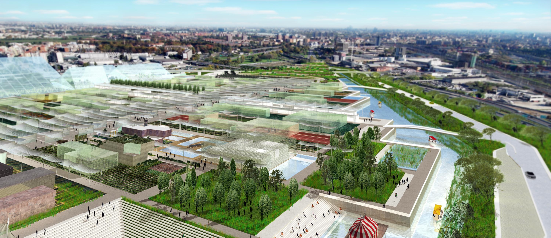 Progetti sviluppo e occupazione ecco cosa ruota su expo 2015 for Expo fiera milano