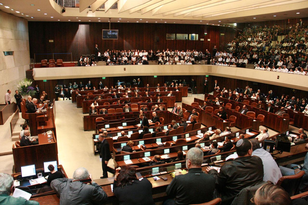 Israele droga e prostituzione nei guai il numero due del for Numero legale parlamento