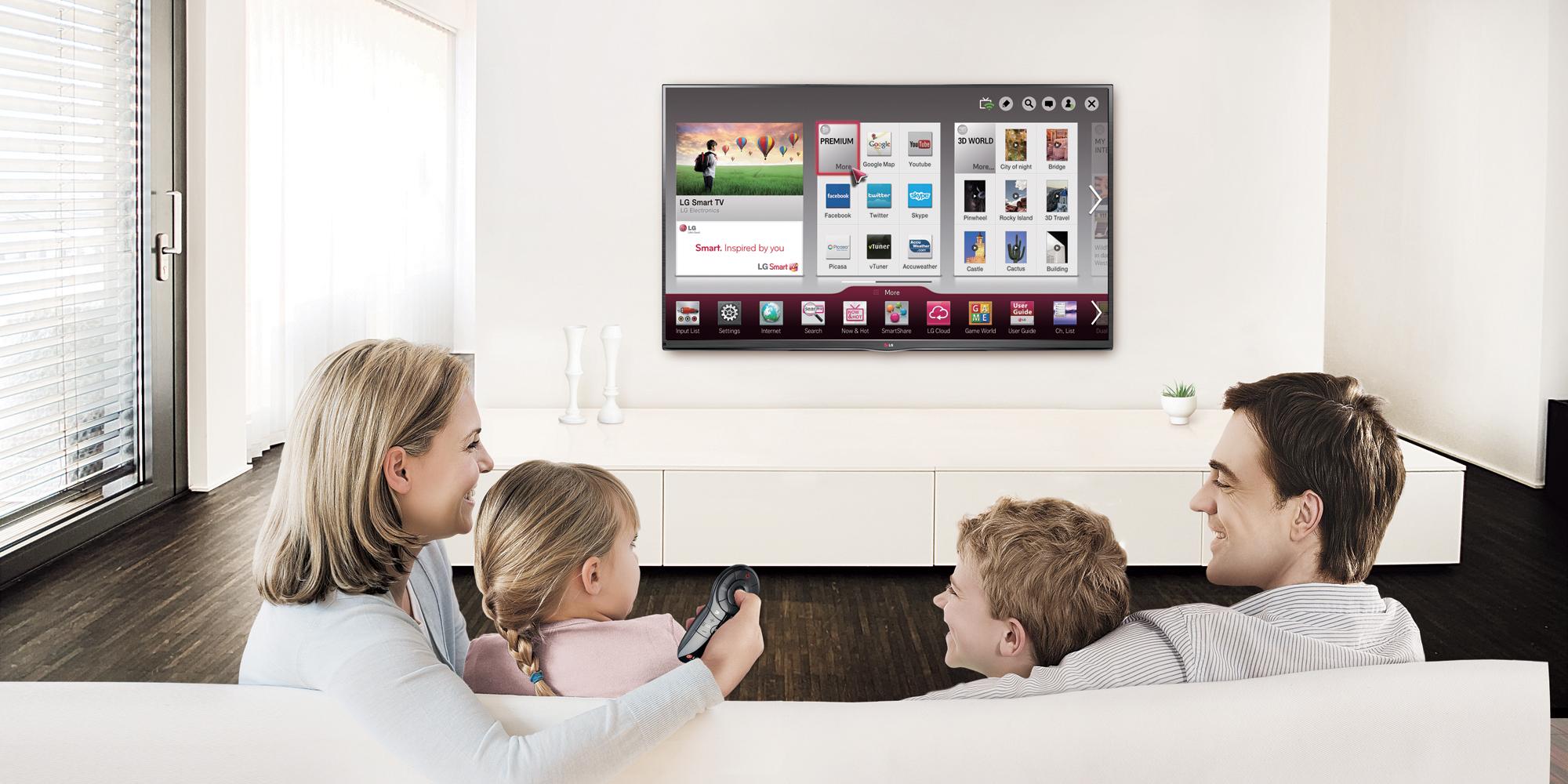 Il vostro televisore vi ascolta scatta l 39 allarme for Living room tv channel 10
