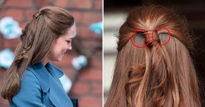Polemica su Kate Middleton