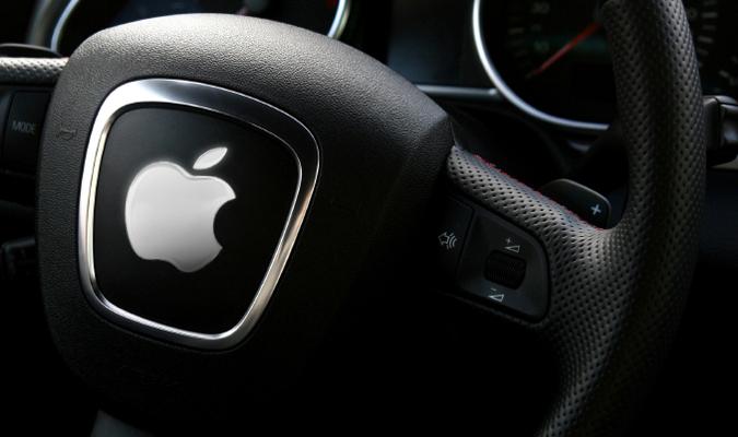 Apple ripensa il suo piano per l'auto senza guidatore
