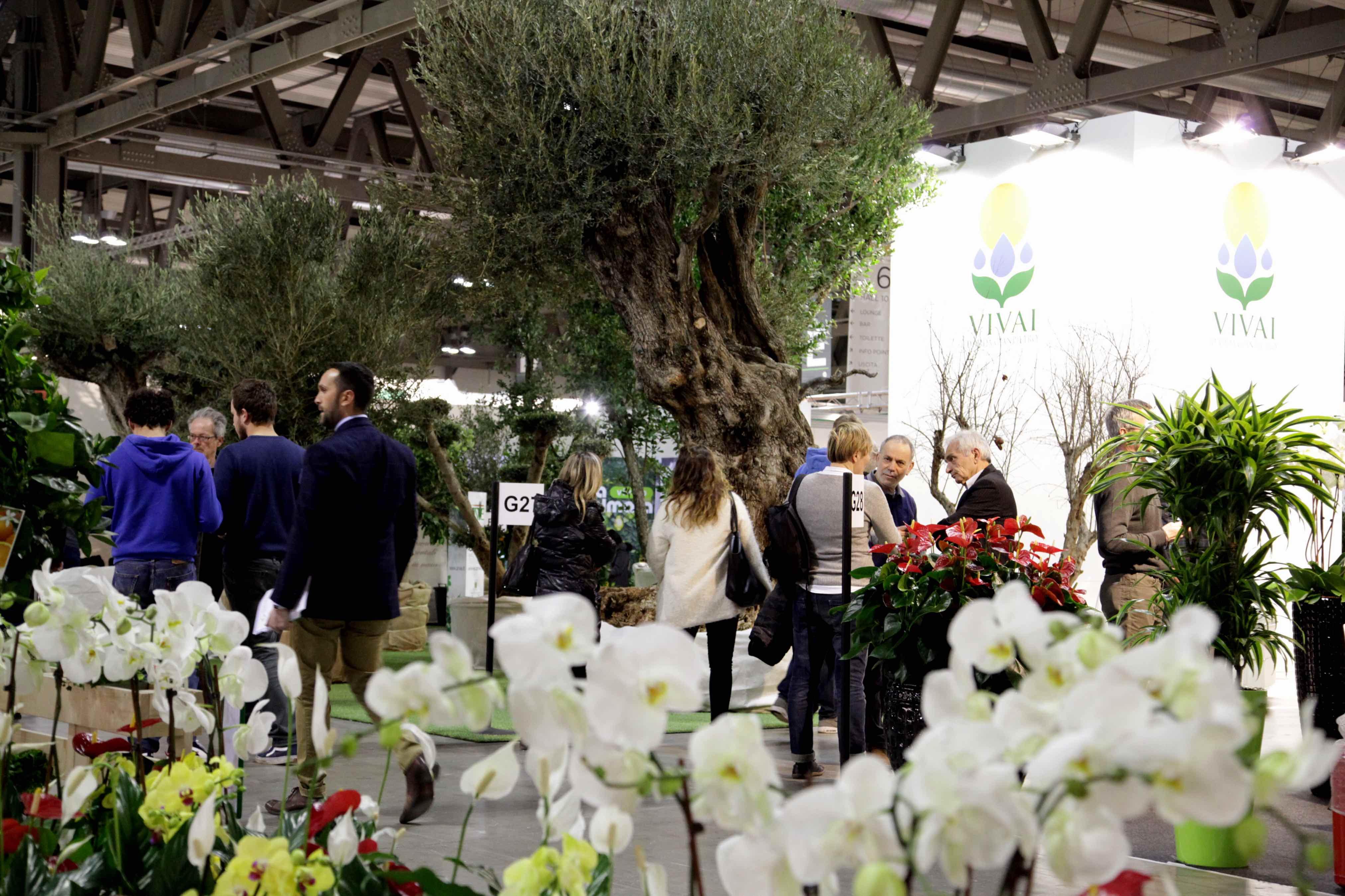 Il florovivaismo sboccia a myplant garden for Milano fiera