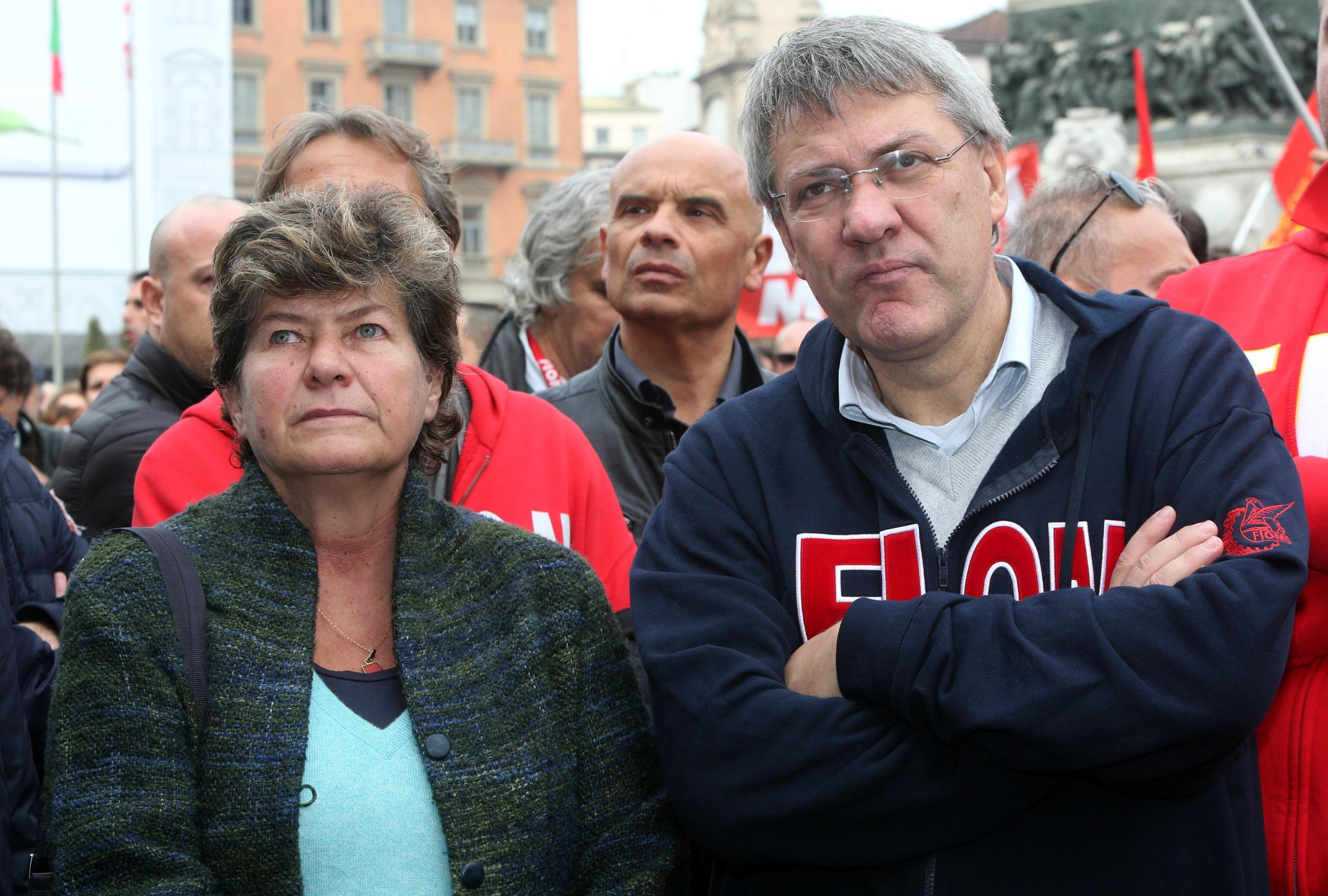 Cgil, Maurizio Landini eletto segretario al posto della Camusso