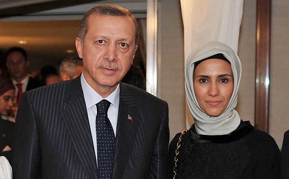 """La Figlia Di Erdogan: """"Normale Che Le Donne Abbiano Meno Eredità Degli Uomini"""""""