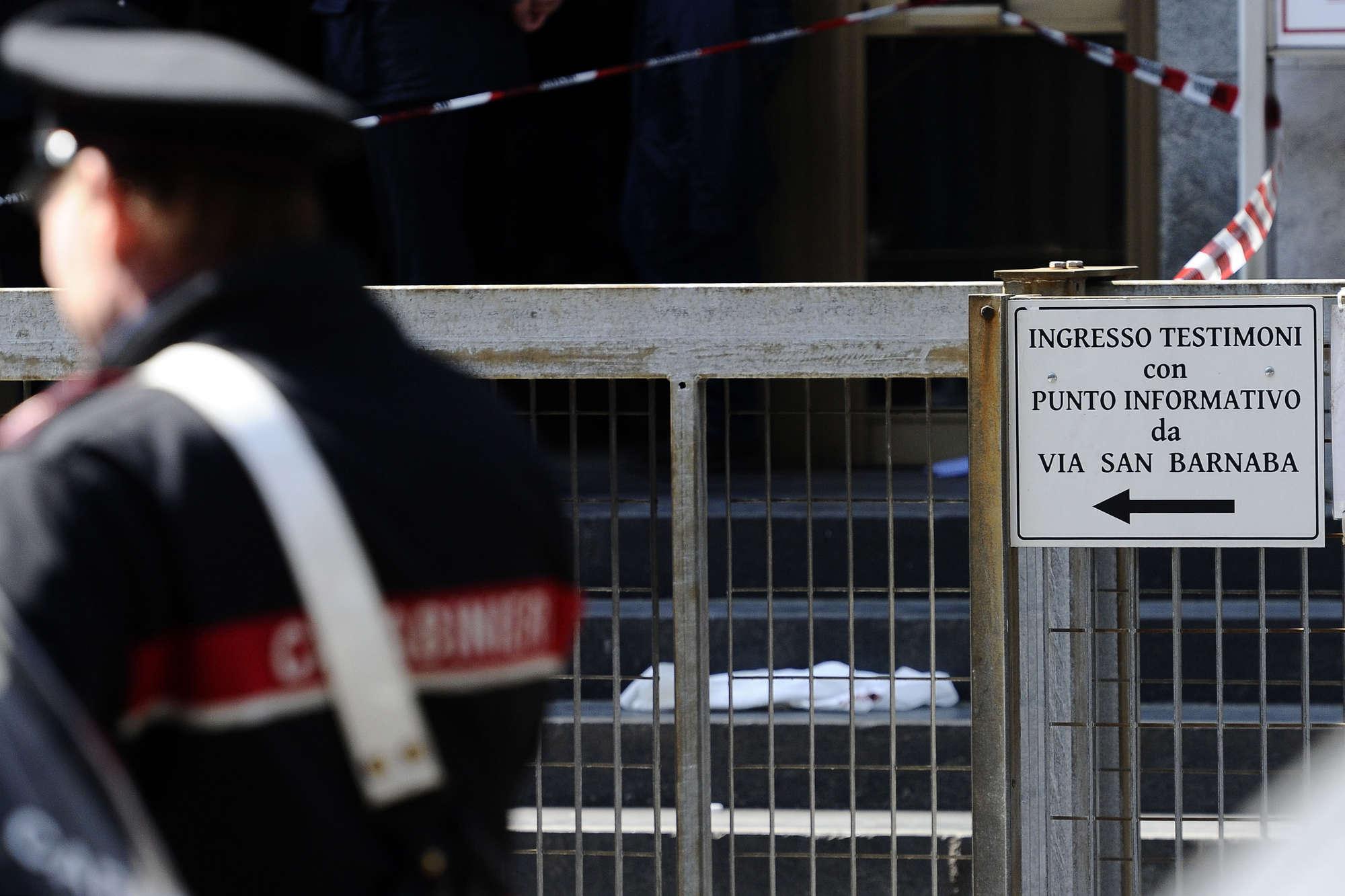 I magistrati fanno le vittime ma non erano loro lobiettivo