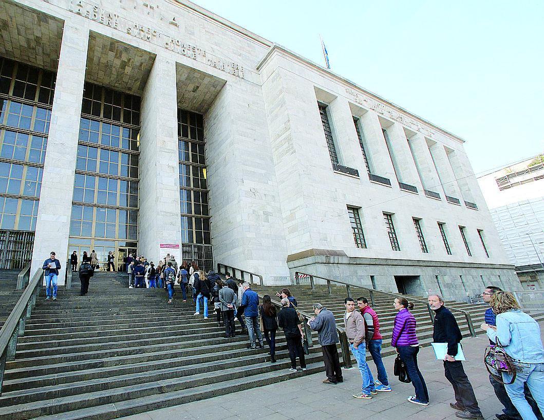 Strage in tribunale parte l 39 inchiesta bis scoprire le falle for Ufficio 415 bis milano