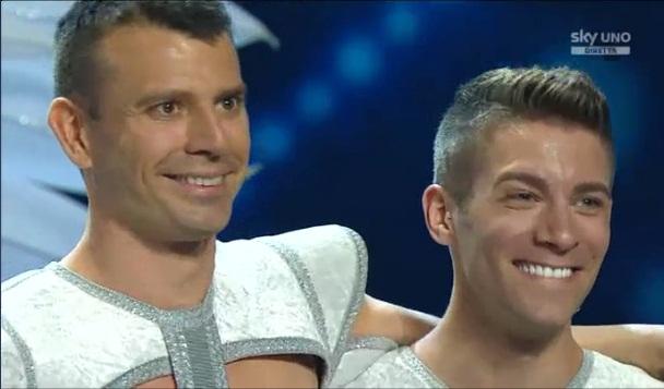 Matrimonio Omosessuale In Italia : Italia s got talent la proposta di matrimonio gay in