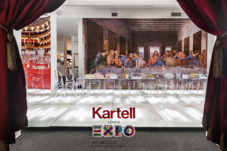 Kartell loves Expo: sei mesi di eventi a Milano - IlGiornale.it
