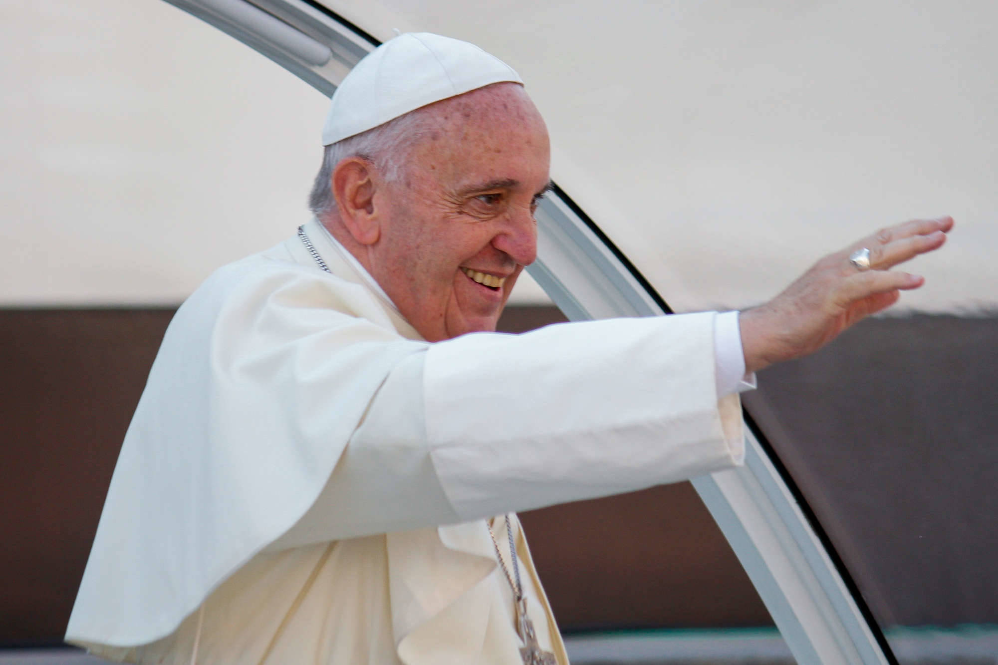 Papa Francesco a Torino 21 giugno 2015