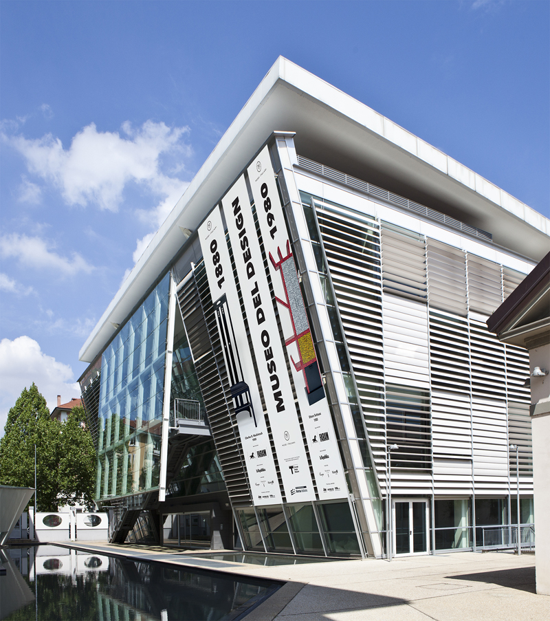 A milano nasce il museo del design - I grandi maestri del design ...