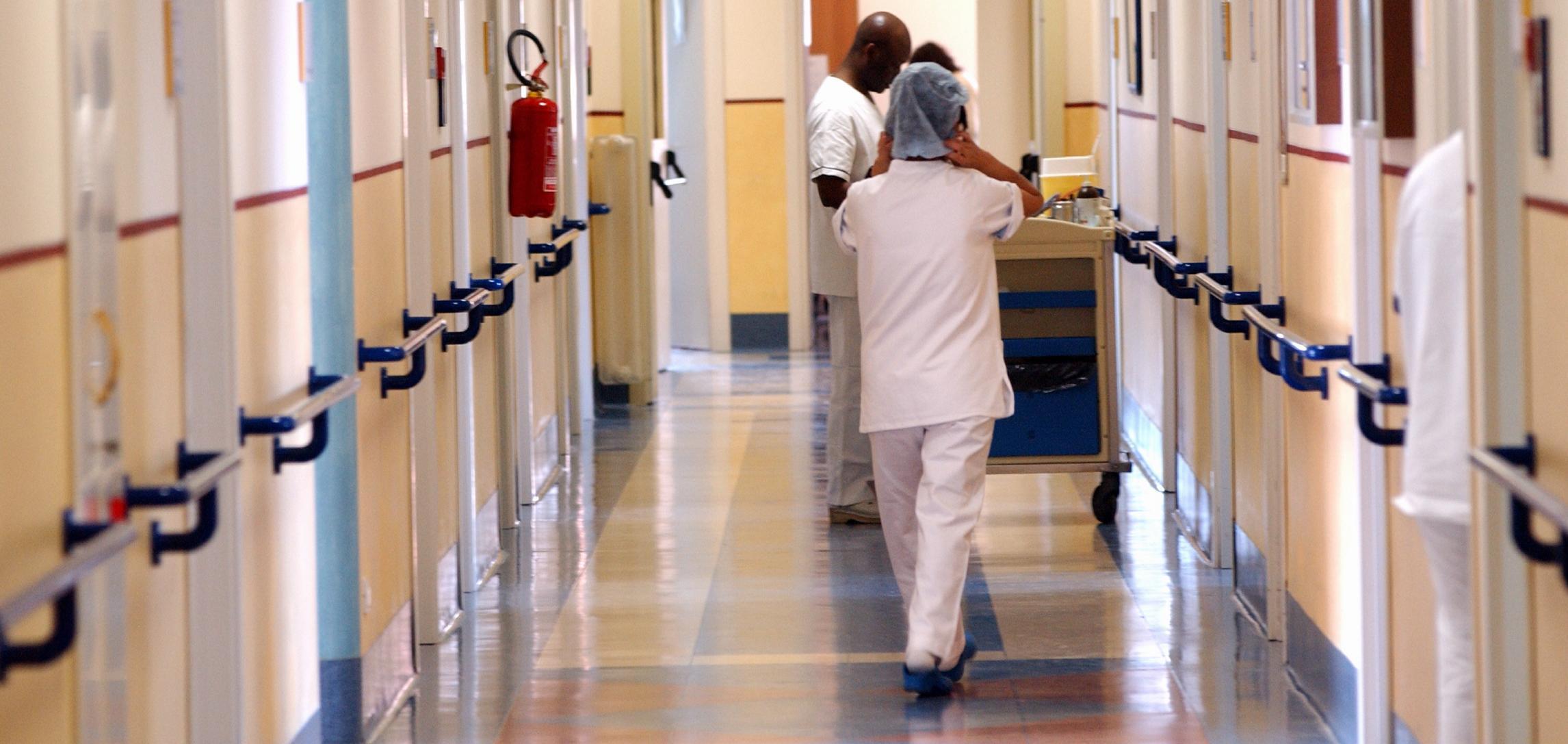 Incendio in ospedale, muore paziente oncologico