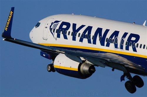 Mamma bandita da Ryanair per maleducazione