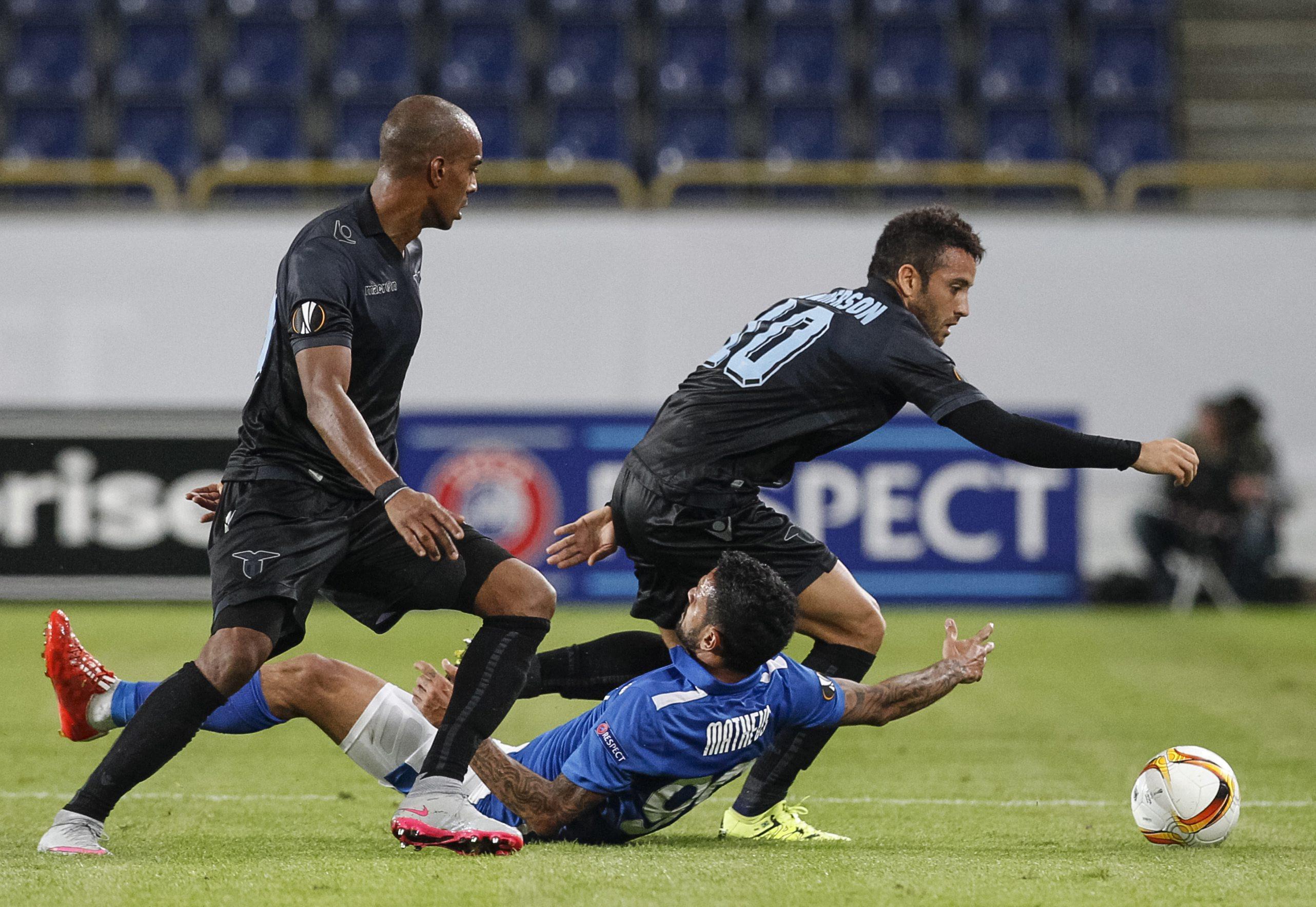 Europa League, Dnipro-Lazio 1-1 - IlGiornale.it