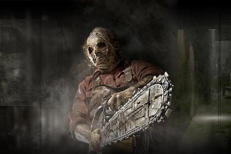 Vedere un film horror equivale a praticare uno sport estremo - Non aprite quella porta serie ...