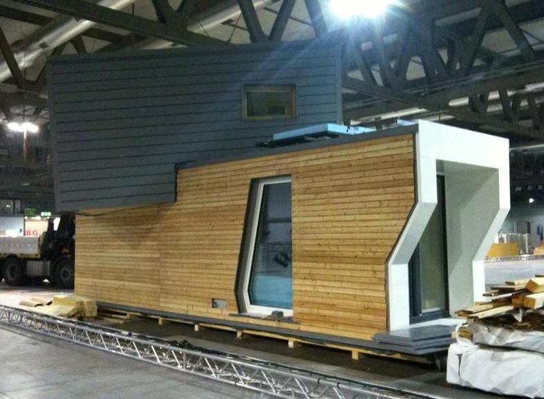 Un nuovo modulo abitativo ad alta efficienza energetica - Casa passiva torino ...