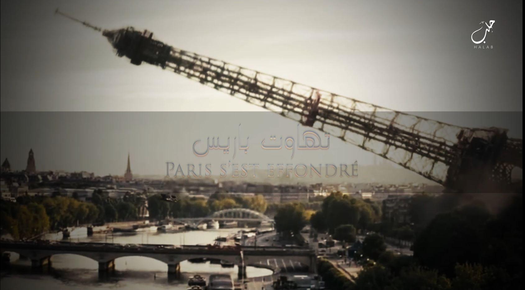 """La confessione della jihadista: """"Volevo far saltare la Tour Eiffel"""""""