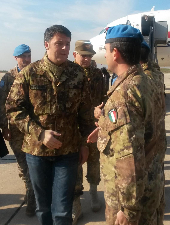 Accusa choc ai militari italiani in libano trafficano for Dove ha sede il parlamento italiano