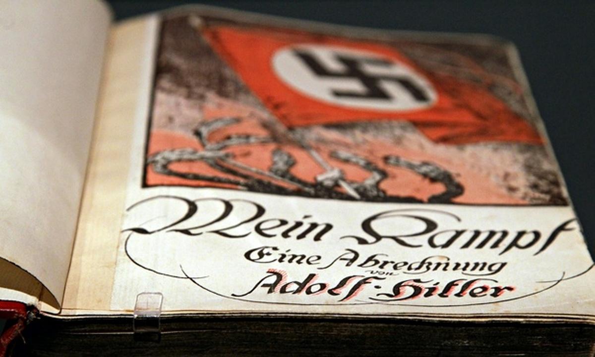 """Ecco tutti i segreti del """"Mein Kampf"""""""