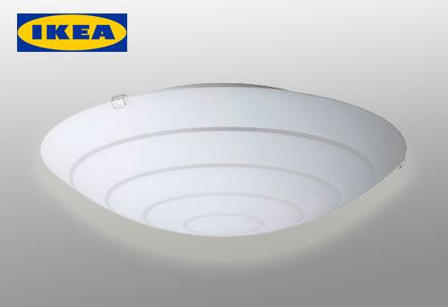 Ikea ritira dal mercato tre plafoniere pericolose - Plafoniere da esterno ikea ...