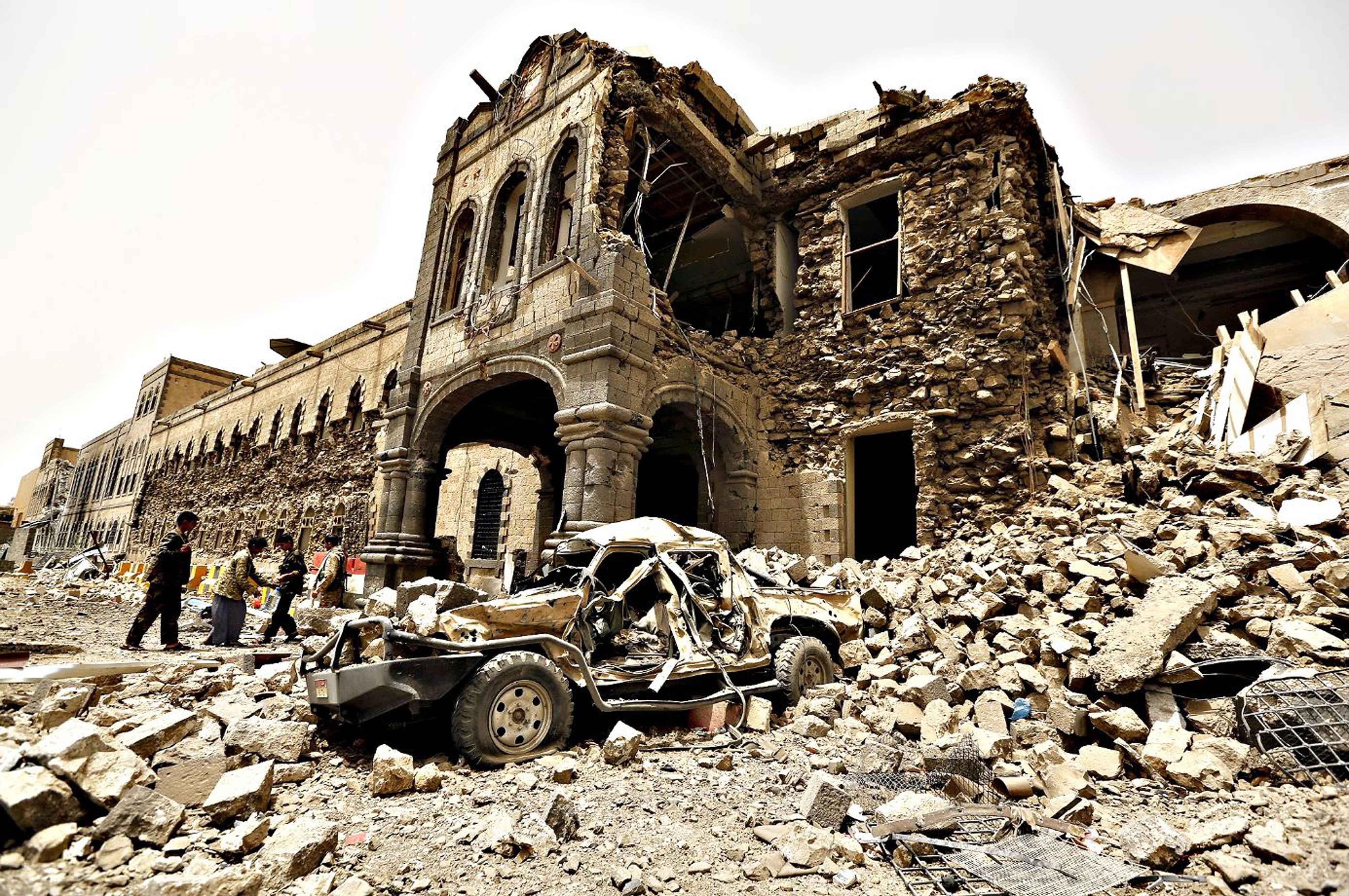 Eritrea sotto attacco da parte dei ribelli yemeniti