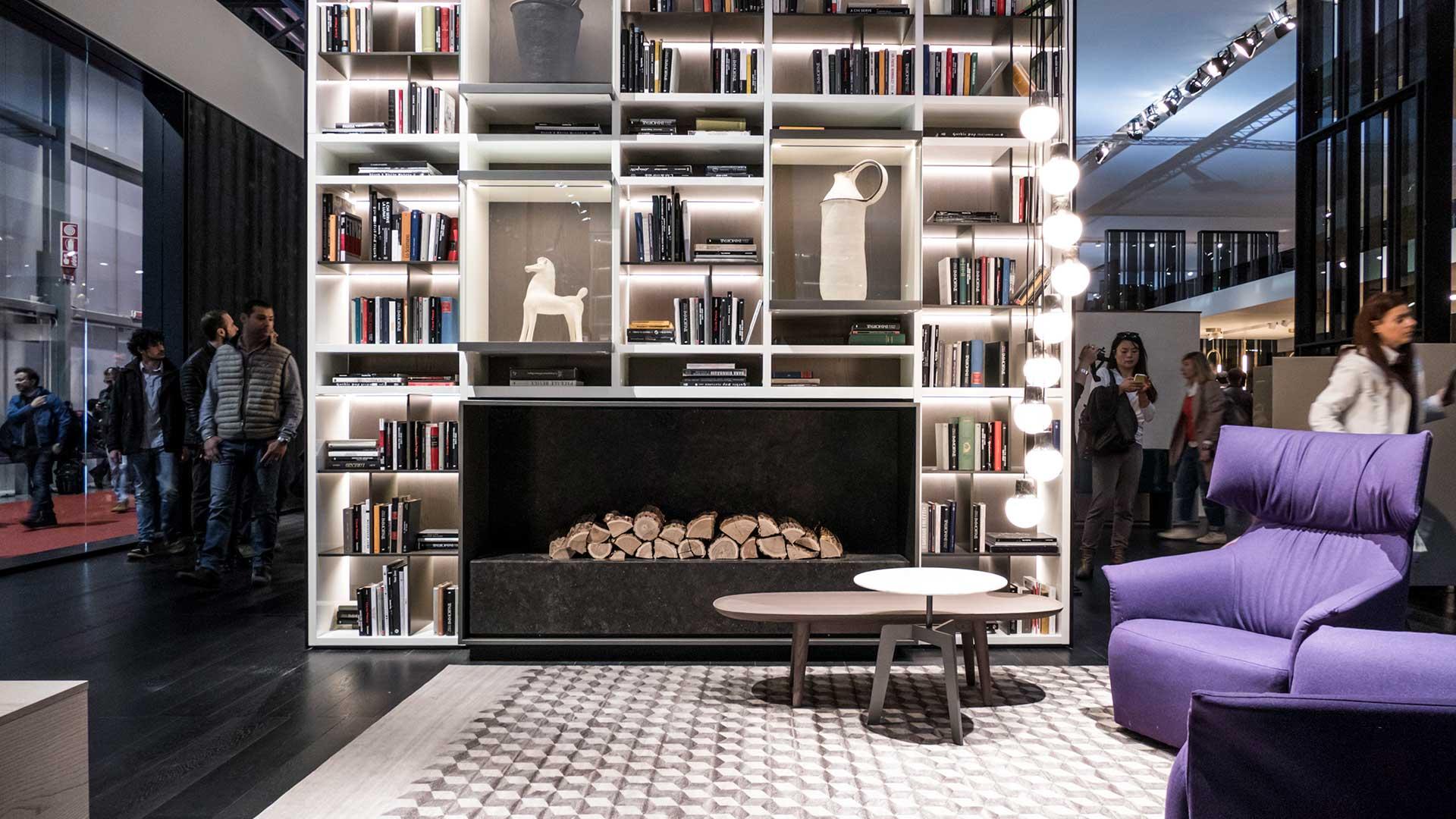 Design e arredamento tutti i modi dell 39 abitare al salone del mobile - Fiera del mobile bologna ...