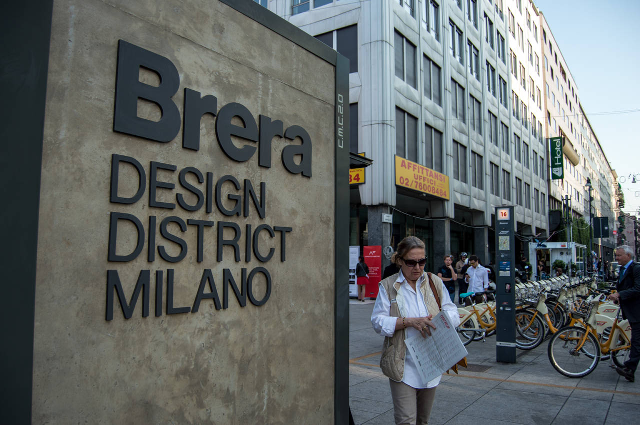 Via al fuorisalone del mobile 2016 for Milano design award 2016