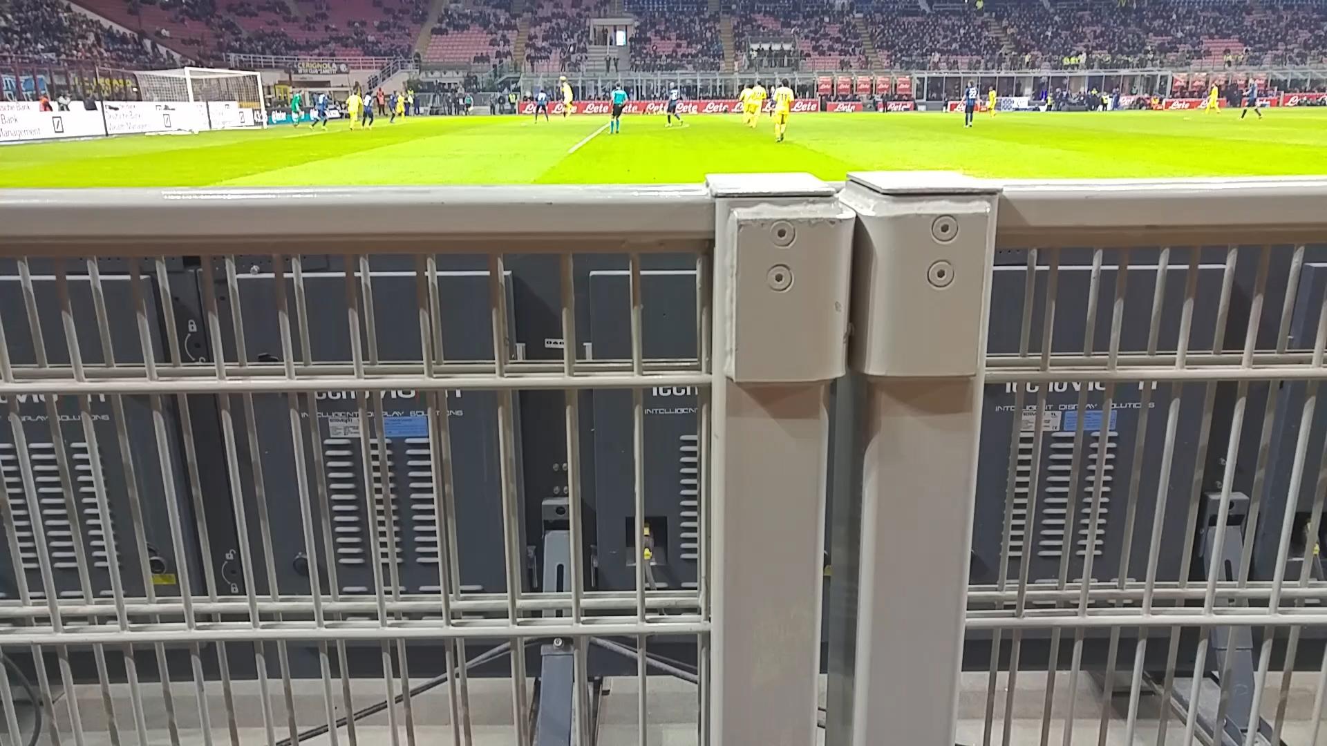 Il partner della uefa san siro a norma disabili ma i - Cosa si puo portare allo stadio san siro ...