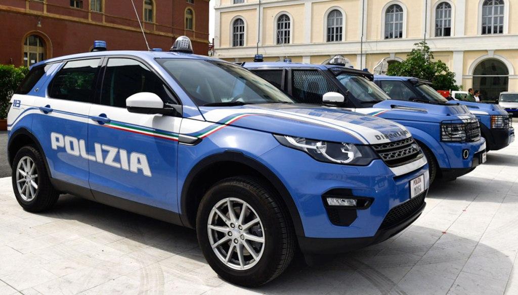 Roma presentati i nuovi suv della polizia - Foto della polizia citazioni ...