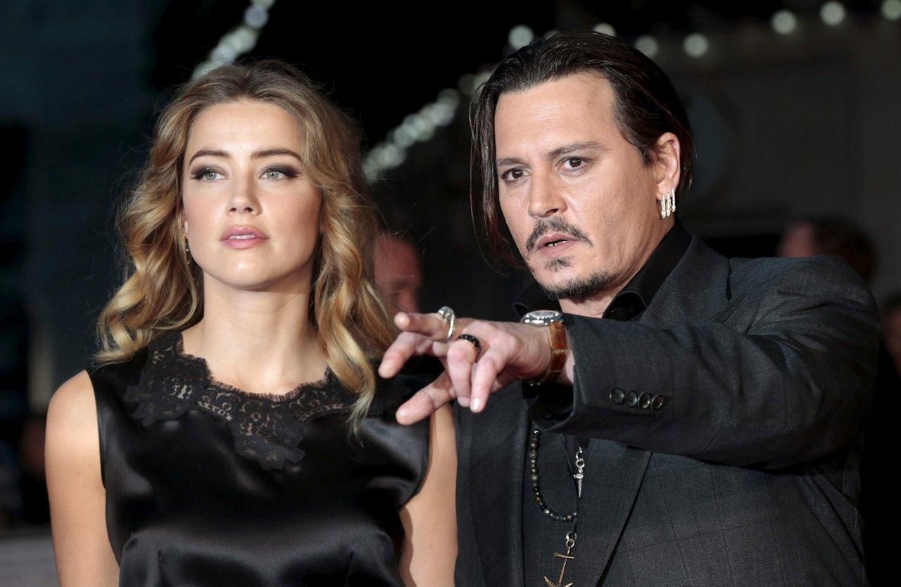 Il divorzio milionario tra Johnny Depp e Amber Heard: a lei 7 milioni