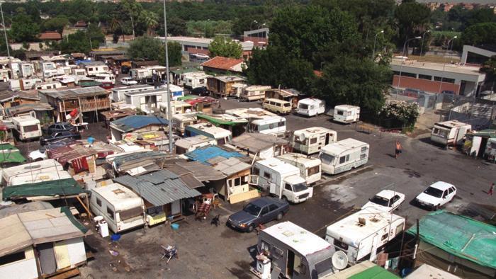 A Roma nasce un nuovo campo nomadi