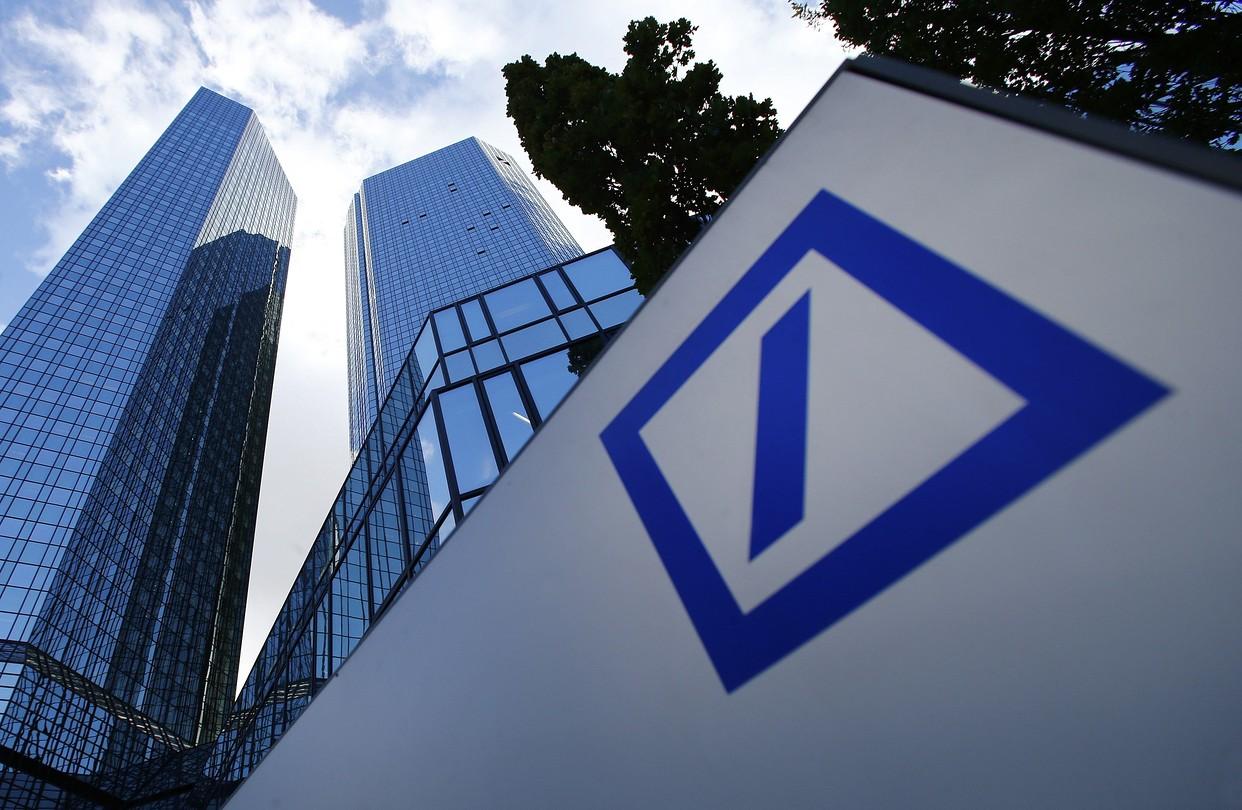 Scoperta la truffa tedesca: supermulta a Deutsche Bank