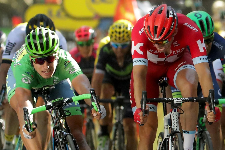 """""""Esco per un giro in bici"""", e si ritrova in testa al Tour di Gran Bretagna"""