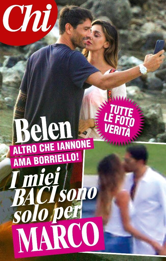 """Il ritorno di fiamma tra Belen e Boriello dà i primi frutti: """"Presto casa insieme"""""""