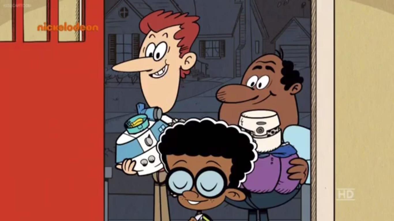 Quot a casa dei loud il cartone animato per bambini con una