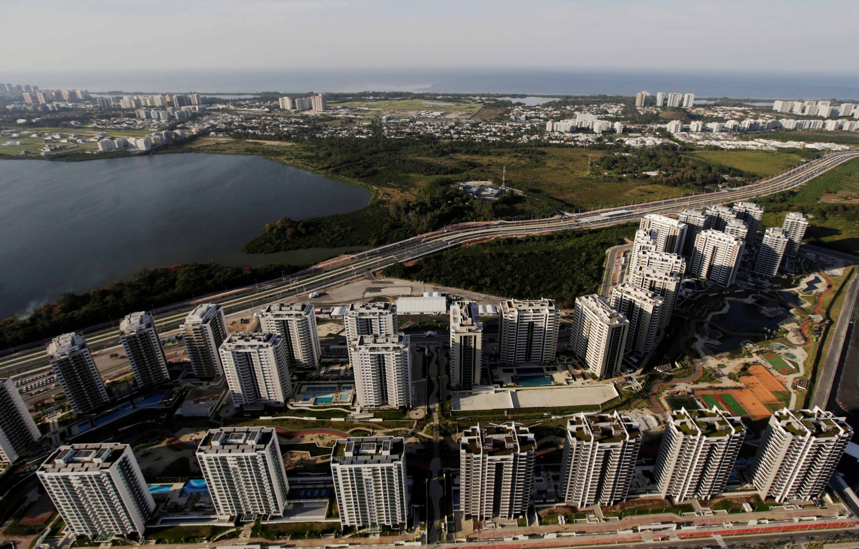 Il villaggio olimpico di rio incompleto e pericoloso for Villaggio olimpico
