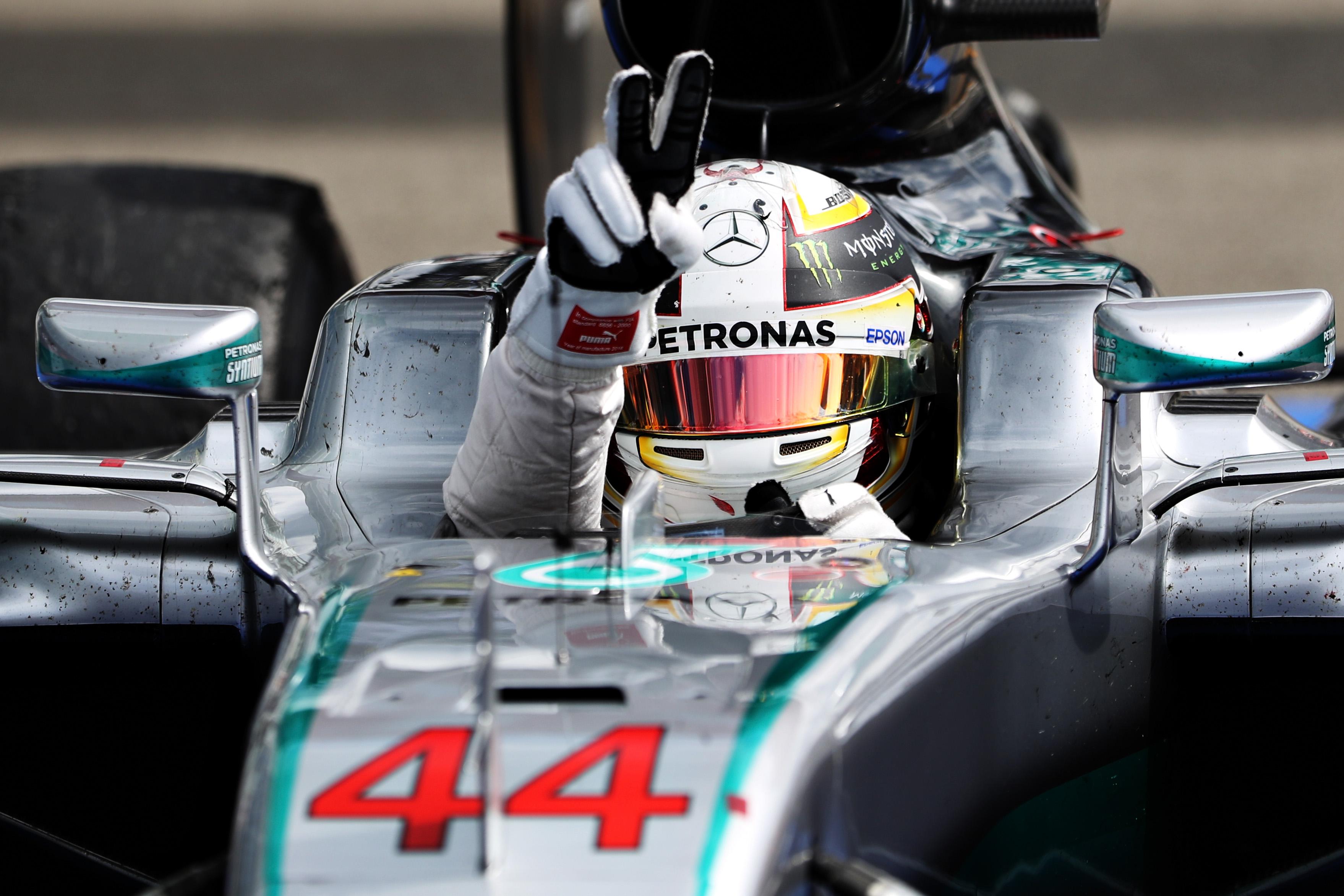 Formula Uno, Hamilton e la sfida per il mondiale