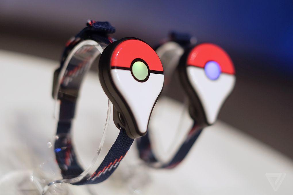 new style c110b 850f3 Pokemon Go, arriva il braccialetto