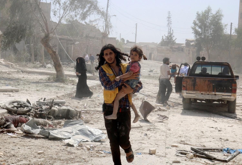 Accordo tra Stati Uniti e Russia: tregua in Siria da lunedì