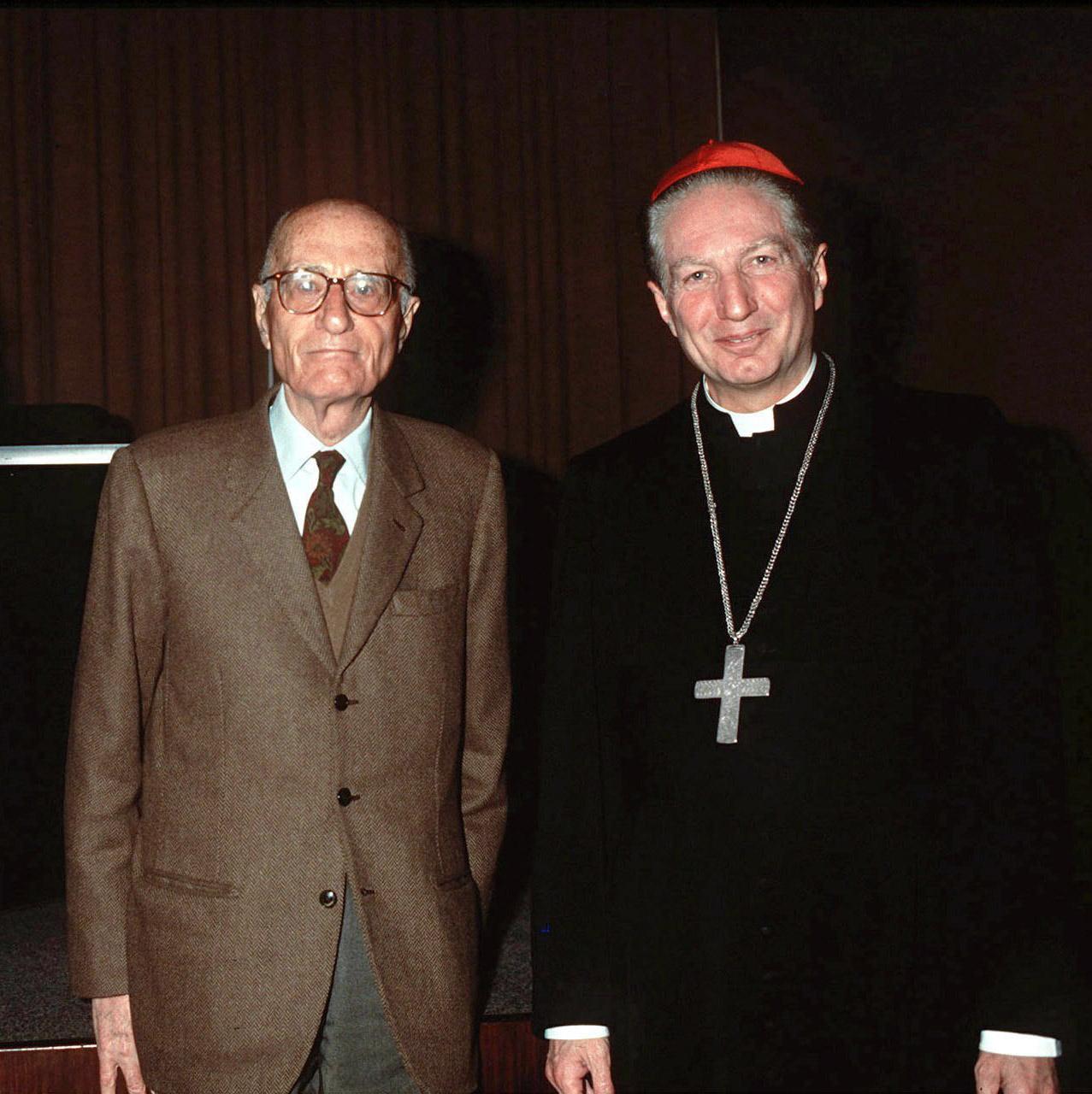 Le confessioni di Martini a colloquio con Montanelli