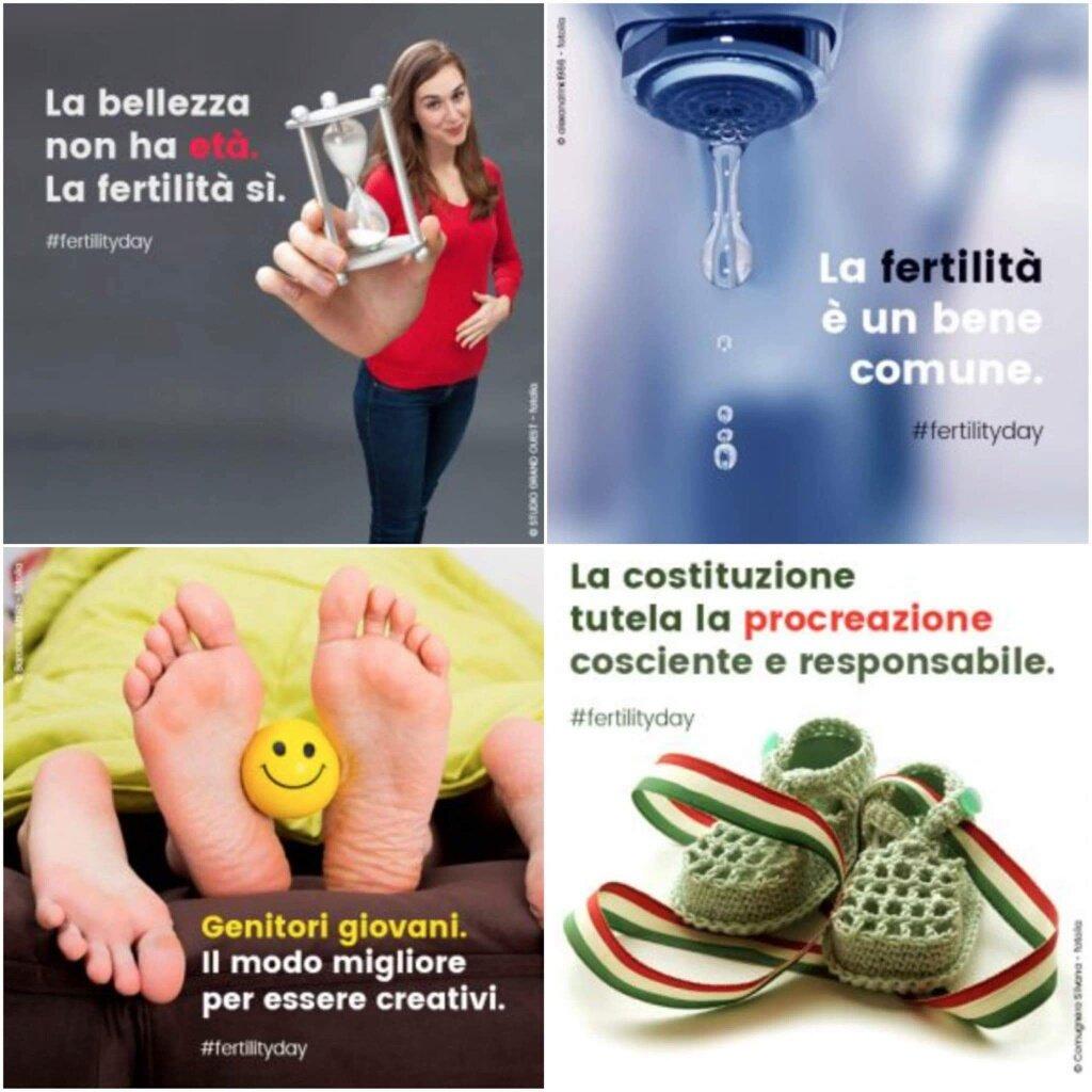 Fertility Day: la campagna è costata più di 100 mila euro