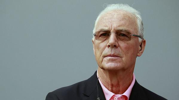 Operazione al cuore per Franz Beckenbauer