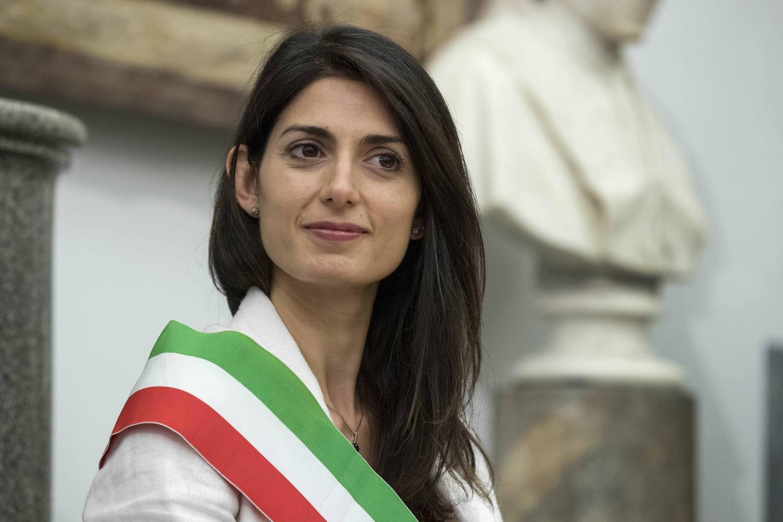 """La Raggi tentata dal """"sì"""" ai Giochi di Roma 2024"""