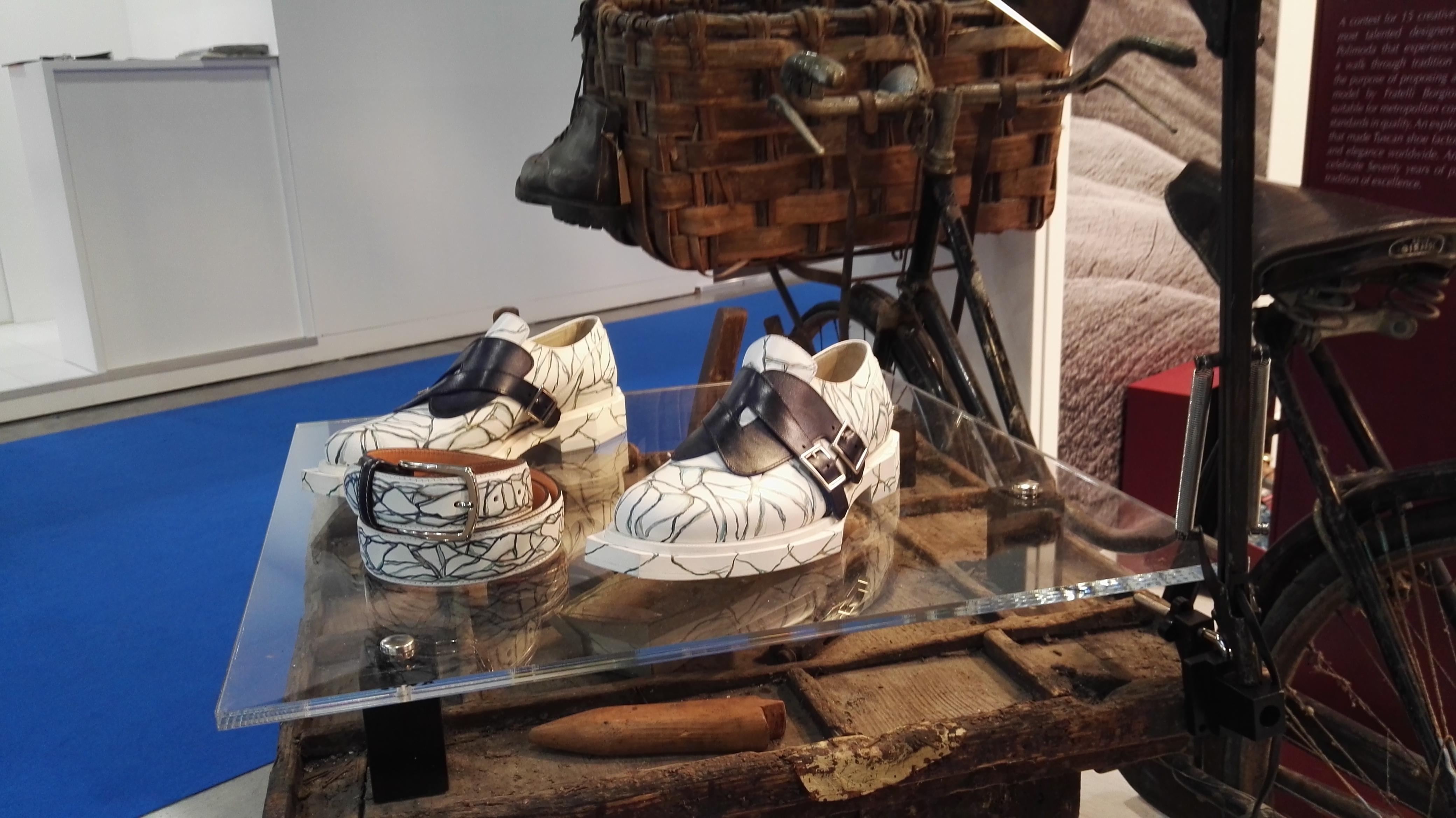 La calzatura dei