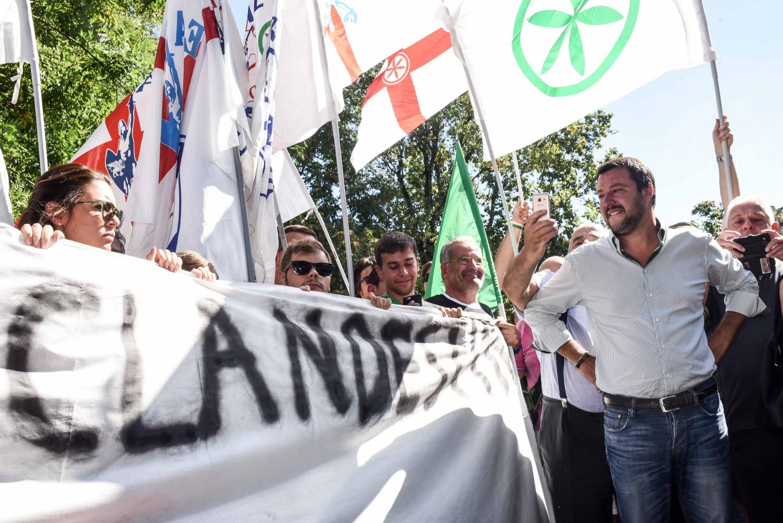 La tentazione di Salvini: creare un nuovo partito