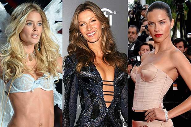 Le 20 modelle più pagate secondo Forbes: bianche, magre e bionde