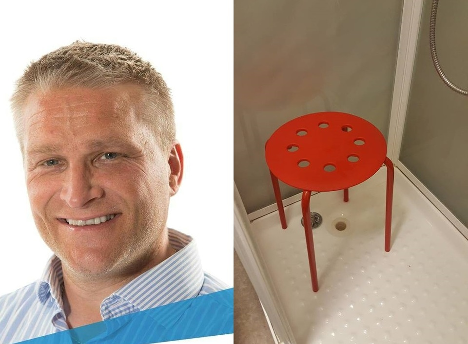 Sedile Per Doccia Ikea.Il Testicolo Incastrato Nello Sgabello Ikea La Denuncia Del 45enne Ilgiornale It