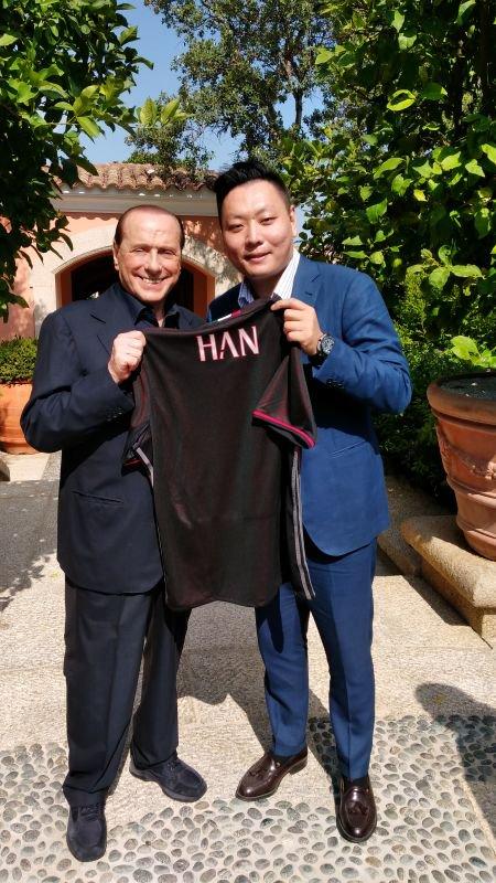 """Ecco gli 85 milioni dalla Cina. """"Milan, ti riportiamo in alto"""""""