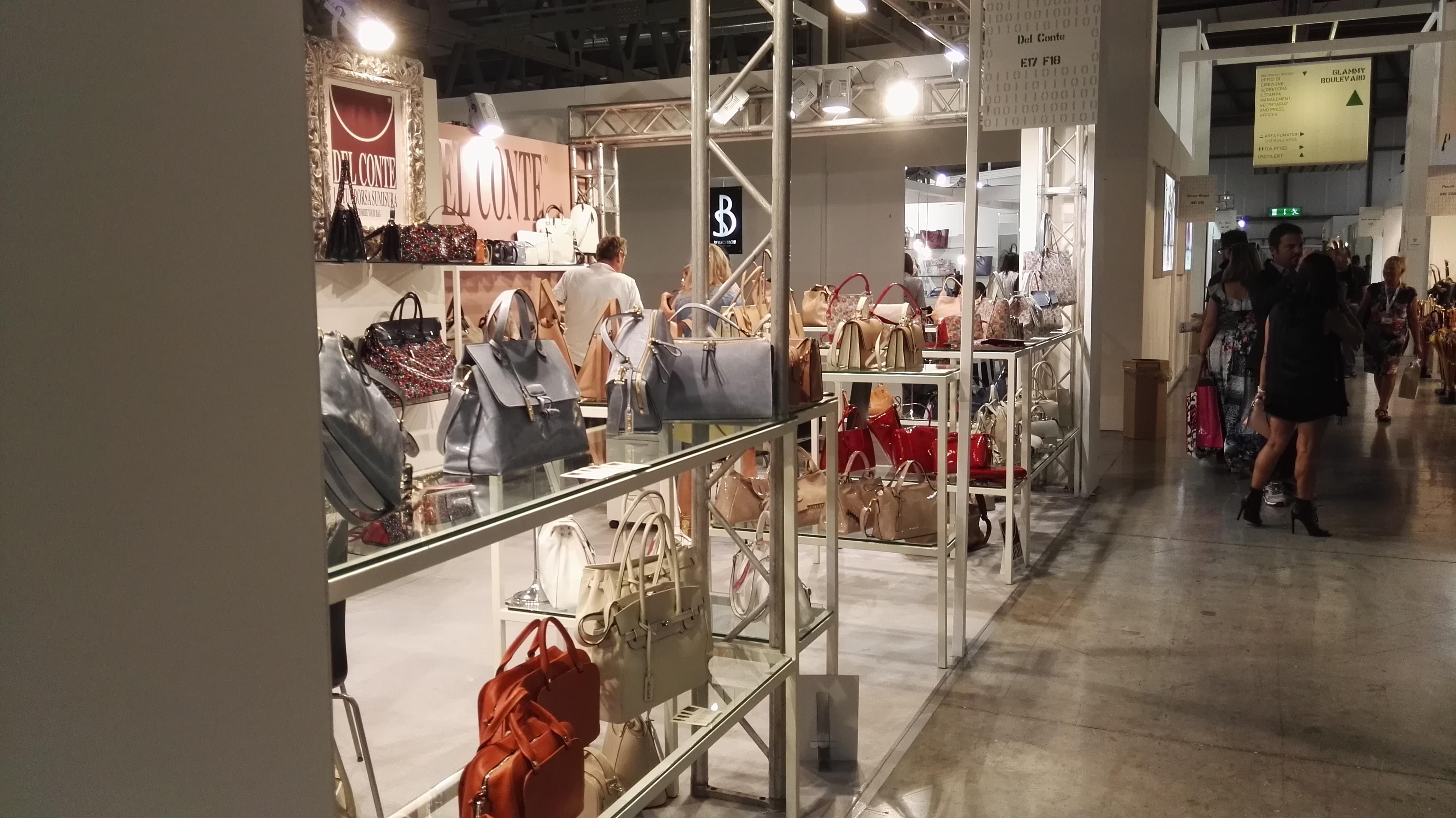 Mipel hub delle tendenze per le borse e la pelletteria for Fiera 2016 milano