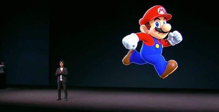 Super Mario sbarca sui prodotti Apple