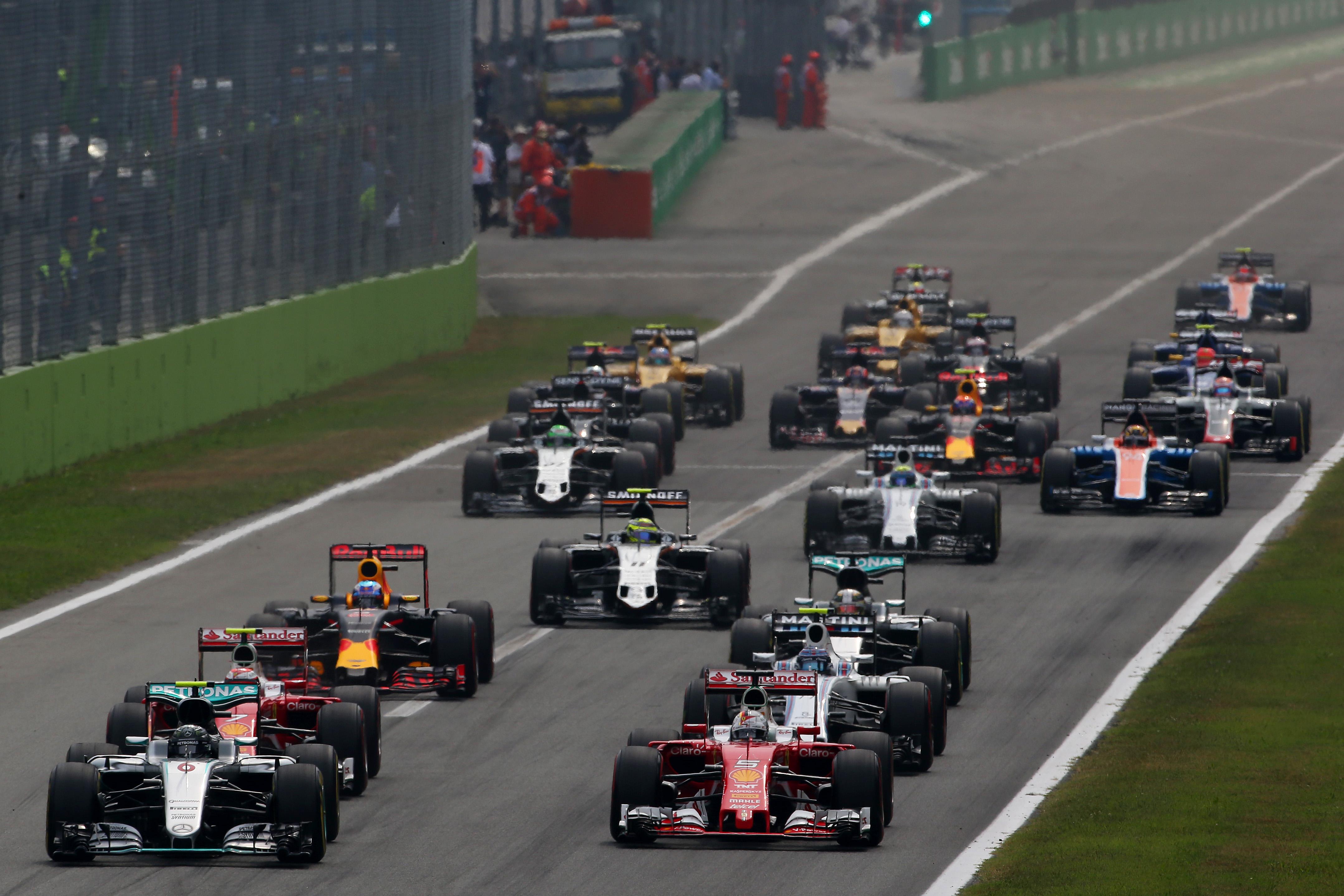 Se nemmeno gli americani vogliono cambiare questa F1